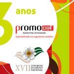 Pela 3ª vez seguida a Promocat é Agência parceira do Congresso Eucarístico Nacional