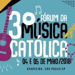 Fórum da Música Católica será realizado pela primeira vez em Aparecida, SP