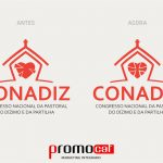 Congresso Nacional da Pastoral do Dízimo e da Partilha tem mudança em seu logotipo