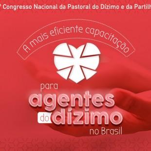 Estão abertas as inscrições para o Congresso Nacional da Pastoral do Dízimo e da Partilha