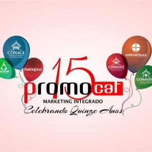 Promocat Celebra 15 anos de atuação no mercado católico