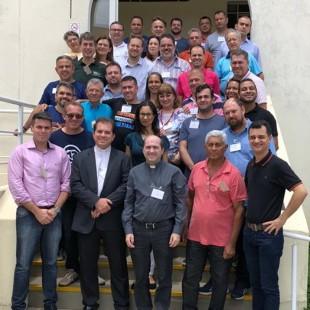 Promocat esteve presente no II Encontro Nacional da Pastoral do Empreendedor