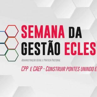 Revista Paróquias e Promocat realizarão a I Semana da Gestão Eclesial